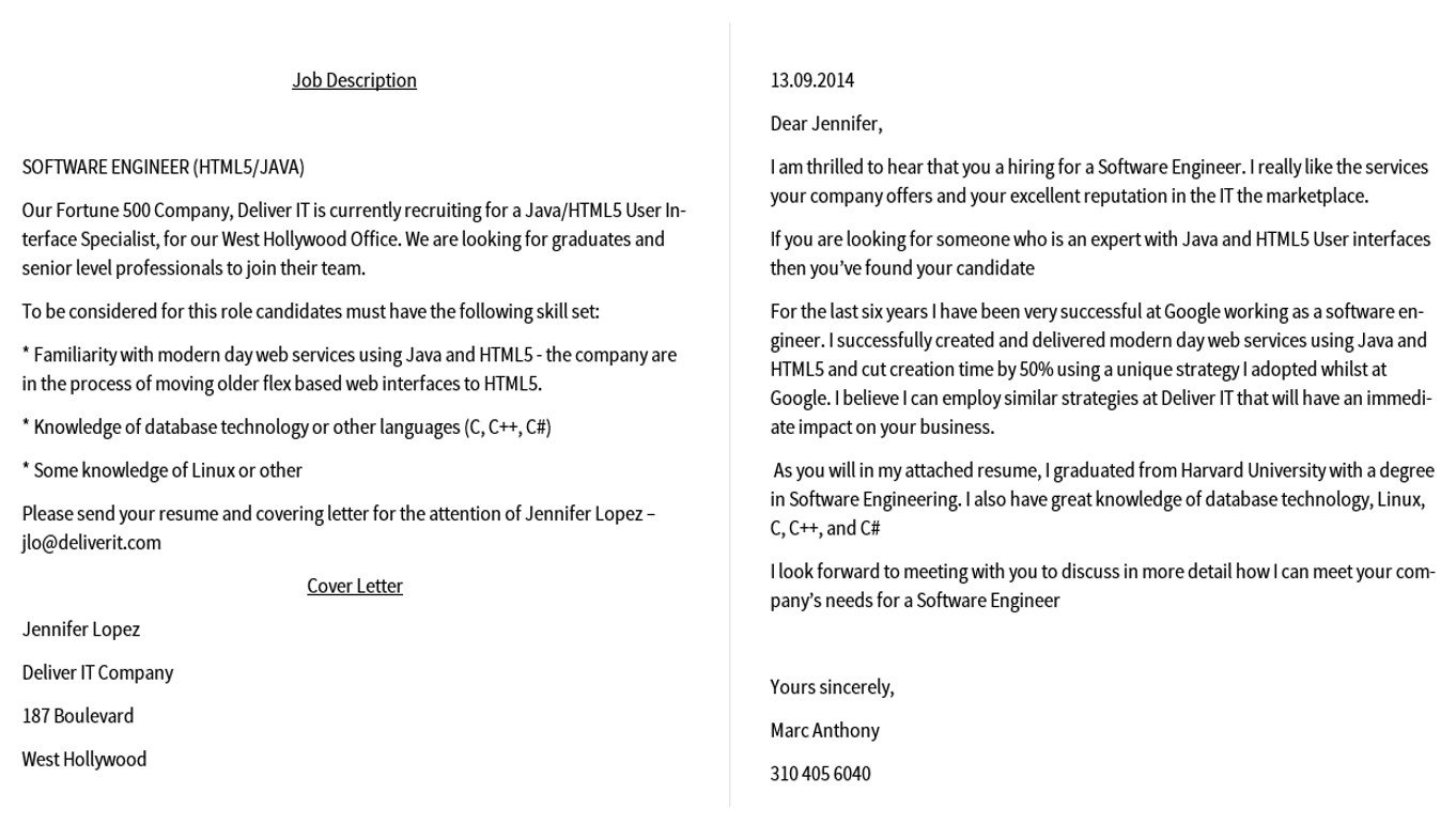 Sound Engineer Cover Letter Gallery - Cover Letter Ideas