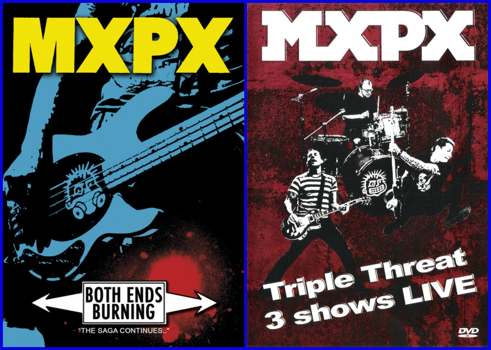Both Ends Burning Triple Threat Bundle