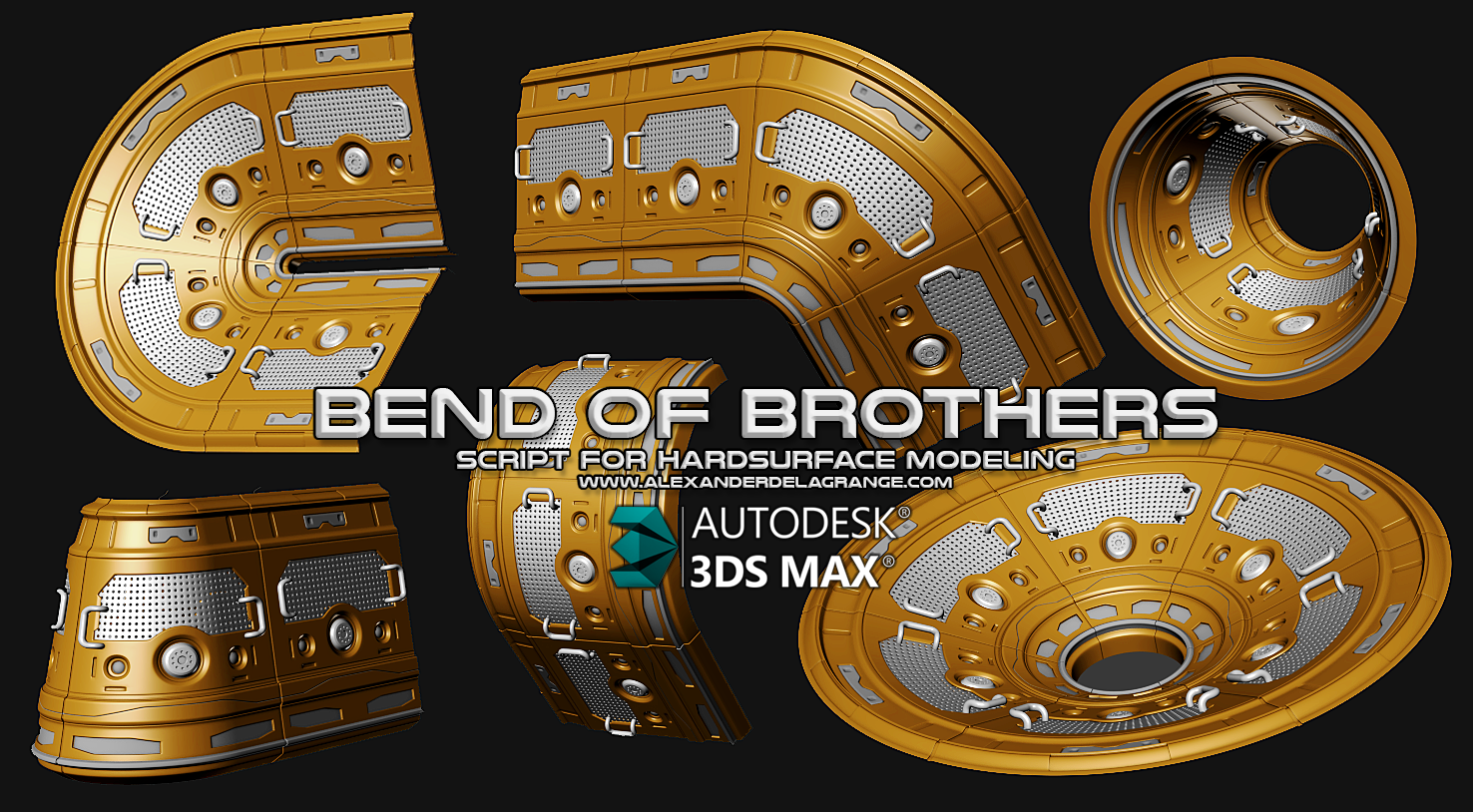 Bend Of Brothers Discussion (3DsMaxTool) — polycount