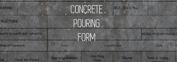 concrete pour card template - qualityinconstruction online store on gumroad